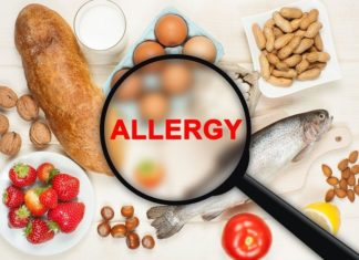 odontoiatra.it, allergie, intolleranza alimentare